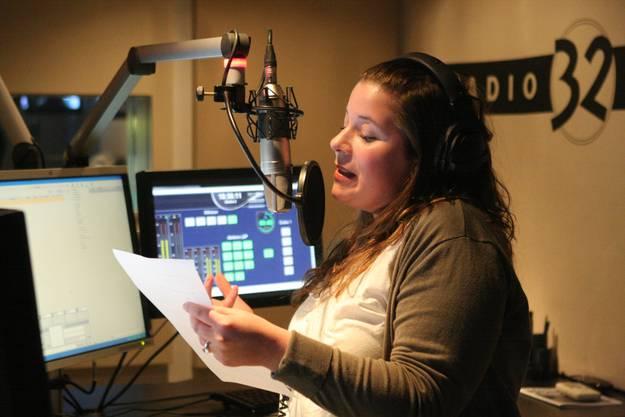 Andrea Vogt interviewt die vier Juroren
