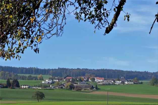 Geltwil ist mit 221 Einwohnern ein kleines Dorf geblieben, mit tiefem Steuerfuss und gesunden Finanzen.