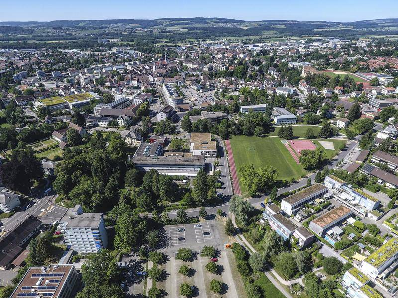Frauenfeld schafft es nur auf Rang 180, belegt aber kantonal den Spitzenplatz. (© Tagblatt)