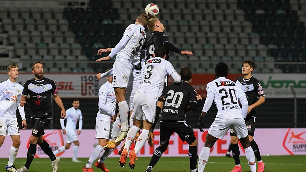 Lasse Sobiech überspringt mit dem FC Zürich im Tessin die hohe Hürde Lugano.