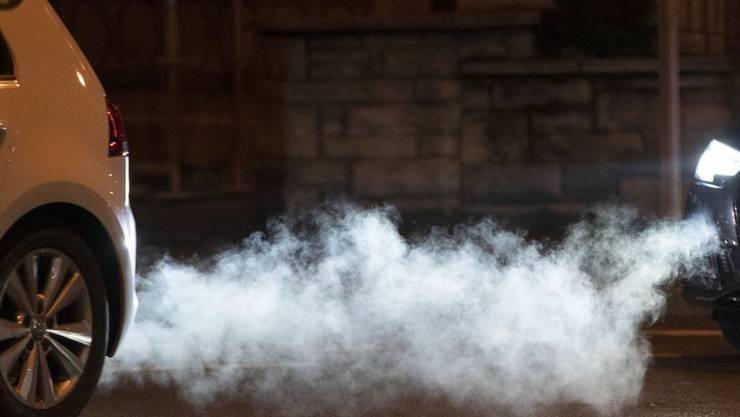Weltweit sterben jährlich 4,5 Millionen Personen einen vorzeitigen Tod wegen Luftverschmutzung (Symbolbild)