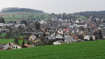 Blick auf die Gemeinde Hägglingen (Archiv)