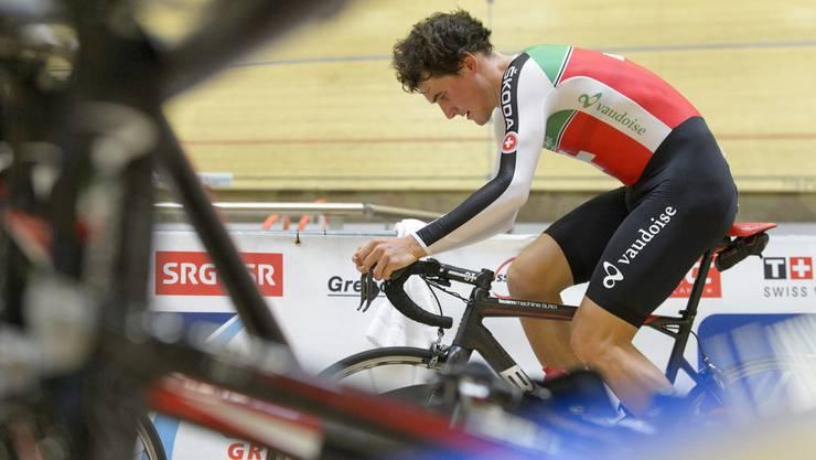 «Die Giro-Aufgabe tat fast mehr weh als der gebrochene Finger», sagt Silvan Dillier.
