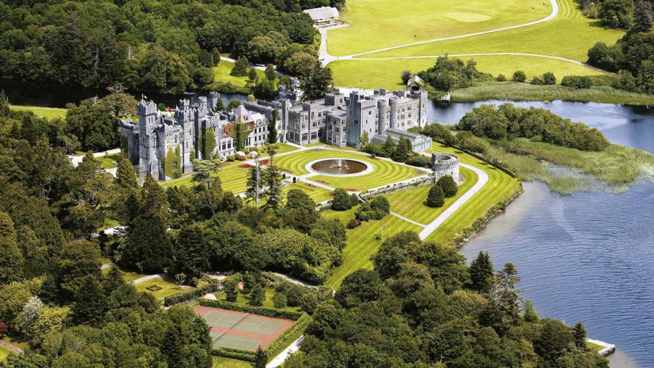 Ashford Castle (© Travelhouse)