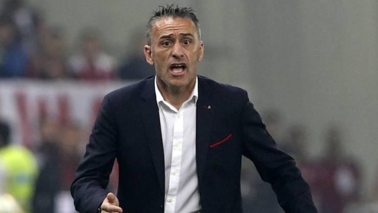 Paulo Bento hat bei Olympiakos Piräus keine Zukunft mehr