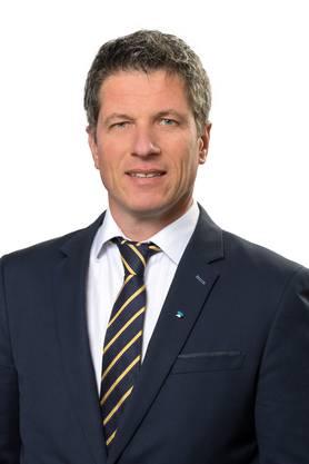 Bezirk Aarau: Daniel Wehrli, SVP (mit 6444 Stimmen gewählt)