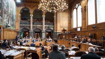 Dem Ständerat steht ein grosser Wandel bevor: Mindestens 20 Sitze werden bei den Wahlen 2019 neu besetzt.