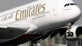 Emirates bestellt fleissig Airbus A380 (Archiv)