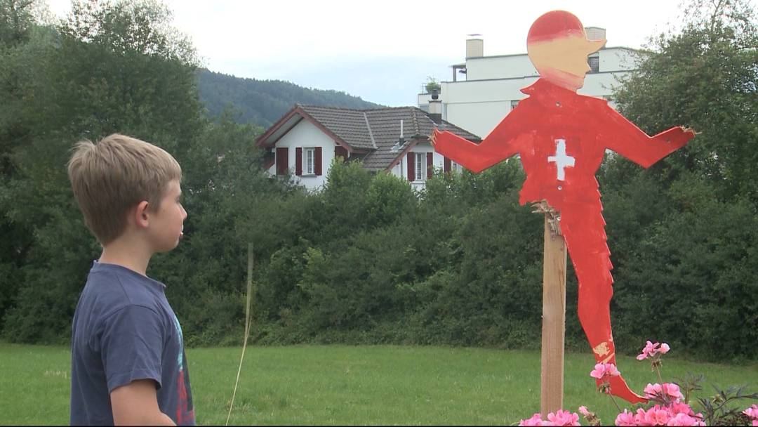 Vandalen sabotieren Kindergartenschmuck für Jubiläum in Menziken