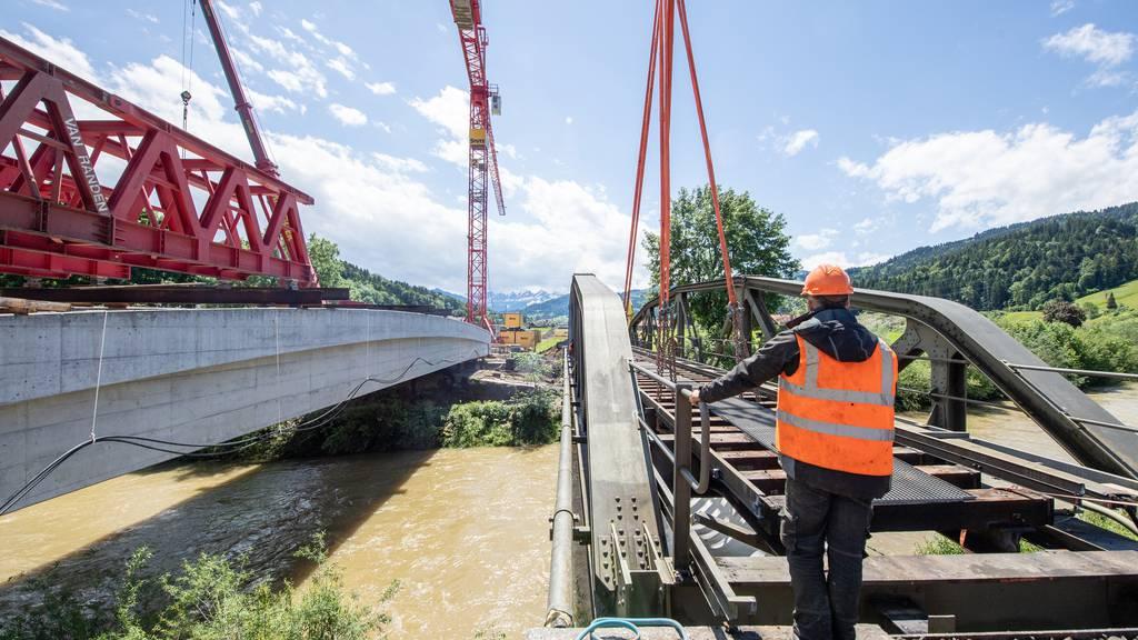 Züge im Obertoggenburg fahren wieder
