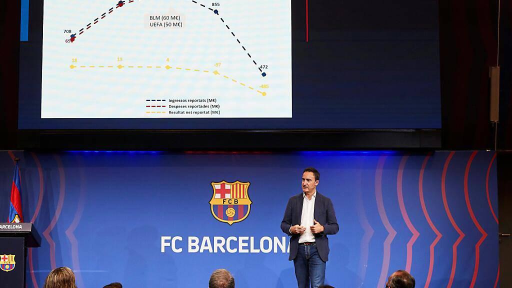 Riesiges Loch in der Kasse des FC Barcelona
