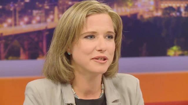Christa Markwalder: Zurück aus der Versenkung