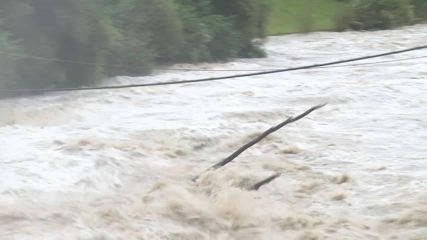 Dauerregen: Im Thurgau drohen Flüsse über Ufer zu treten