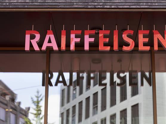 Erzielte weniger Gewinn: Die Raiffeisen-Gruppe.