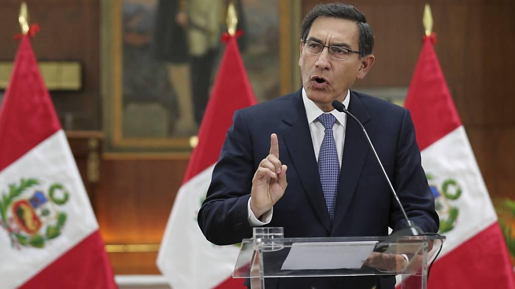 Machtkampf zwischen Präsident und Parlament eskaliert
