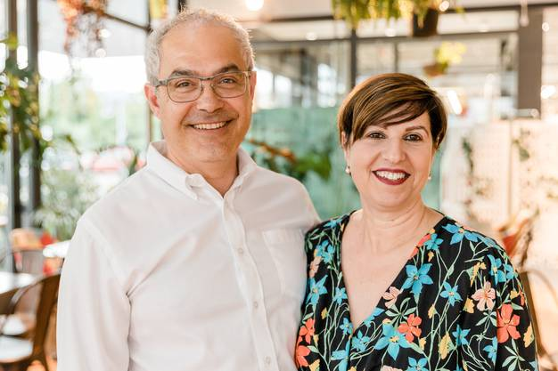 Claudio und Maria freuen sich auf mehr Familienzeit