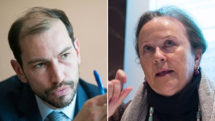 Vincent Kaufmann ist Direktor von Ethos in Genf. Monika Roth ist Professorin für Wirtschaftsstrafrecht.