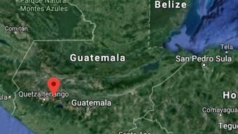 Der Unfall ereignete sich Medienberichten zufolge nahe der Stadt Nahuala im Westen Guatemalas.