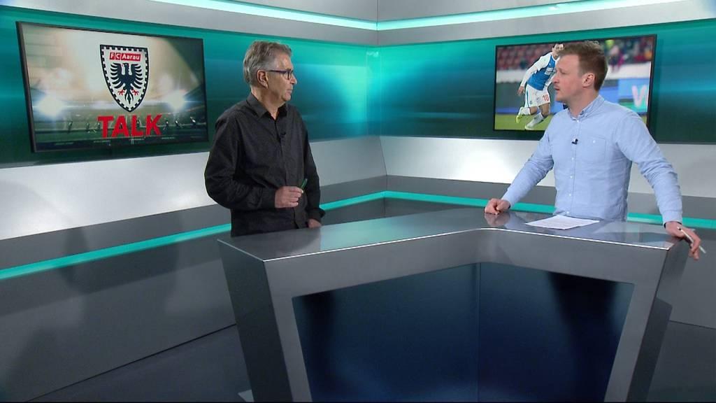Droht dem FC Aarau der Abstieg?