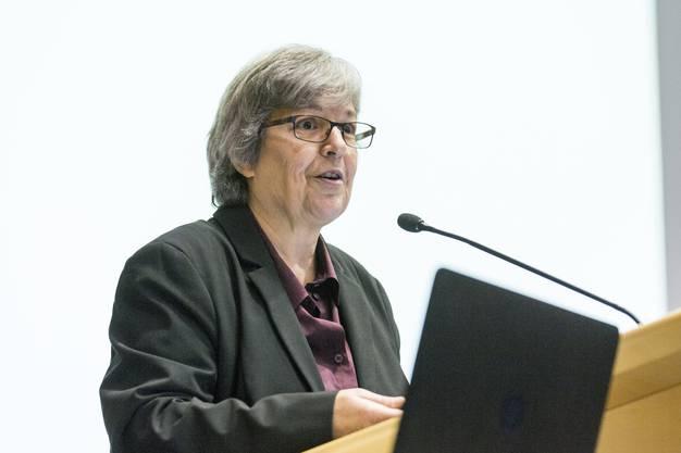 Lehrerverbands-Präsidentin Elisabeth Abbassi: «In keinem andern Beruf wird einem Einsteiger vom ersten Tag an die volle Verantwortung übertragen.».jpg