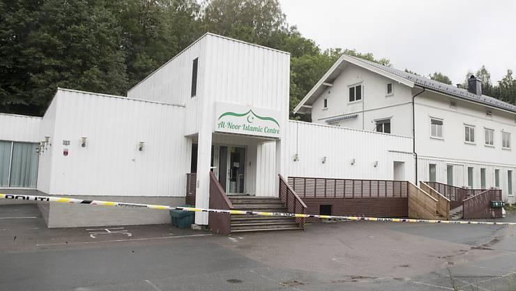 Die Al-Nur-Moschee im Osloer Vorort Bärum. (Archivbild)