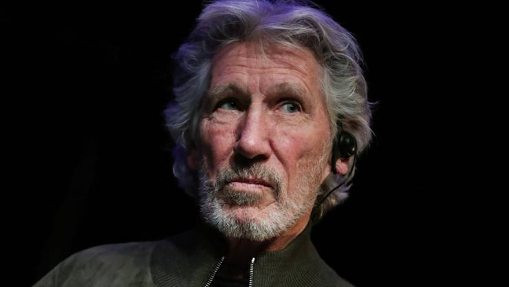"""Ein """"Trick"""" der USA: Der britische Musiker Roger Waters hält nichts von dem Benefizkonzert, das Milliardär Richard Branson zugunsten Venezuelas plant. (Archivbild)"""