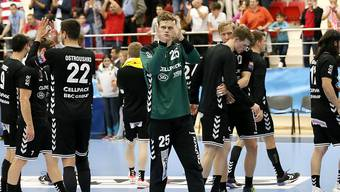 Die Kadetten Schaffhausen werden in der kommenden Saison wieder auf europäischer Bühne im Einsatz stehen