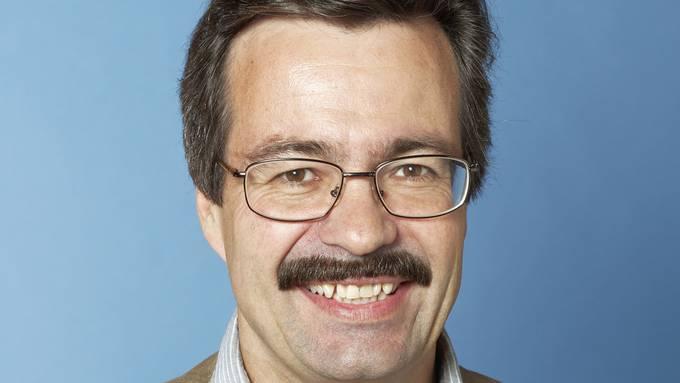 Andreas Appenzeller gibt sich an der Gemeindeversammlung demütig.
