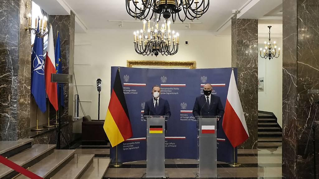Polens Aussenminister: Frage der Wiedergutmachung ist weiter offen