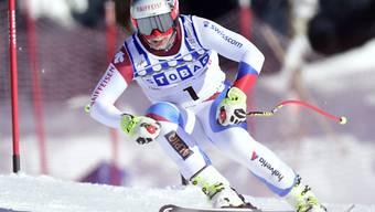 Beat Feuz klassierte sich zum Speed-Auftakt als bester Schweizer