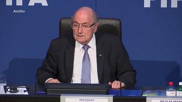 Strafverfahren gegen Sepp Blatter