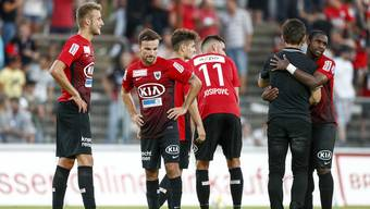 FC Aarau - FC Wil, 2. Runde, Challenge League, 29.7.17