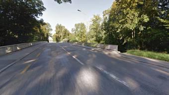 Die Brücke über die Emme zwischen Luterbach und Zuchwil wird ersetzt.