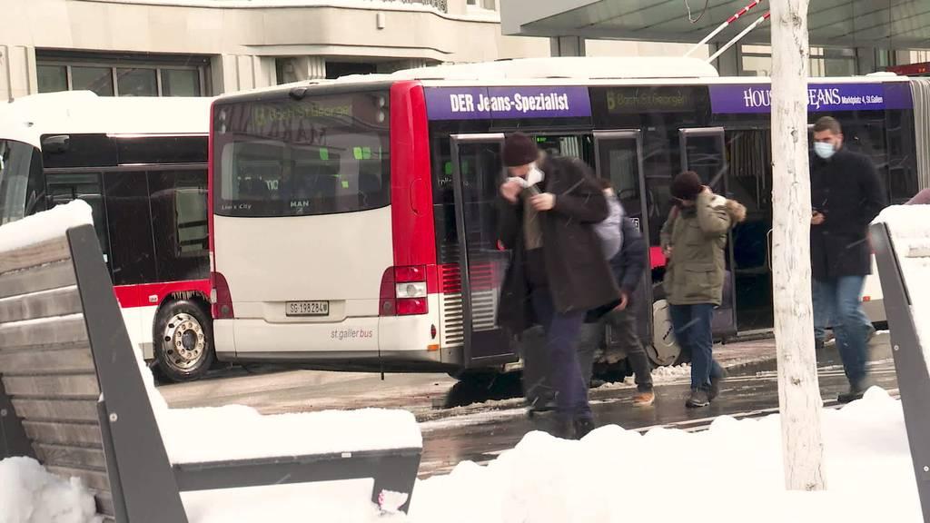 Kältewelle: Der Ostschweiz stehen eisige Tage bevor