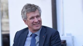 Landratswahlen 2019 Thomas de Courten