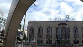 ARCHIV - Der Friedrichstadt-Palast kommt unter Denkmalschutz. Foto: Paul Zinken/dpa
