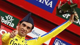 Alberto Contador sagt für Strassen-WM ab