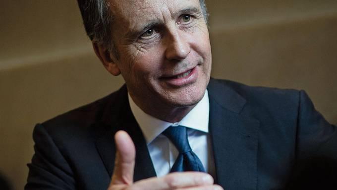 Lobt das Krisenmanagement des Bundesrats: Philipp Hildebrand.
