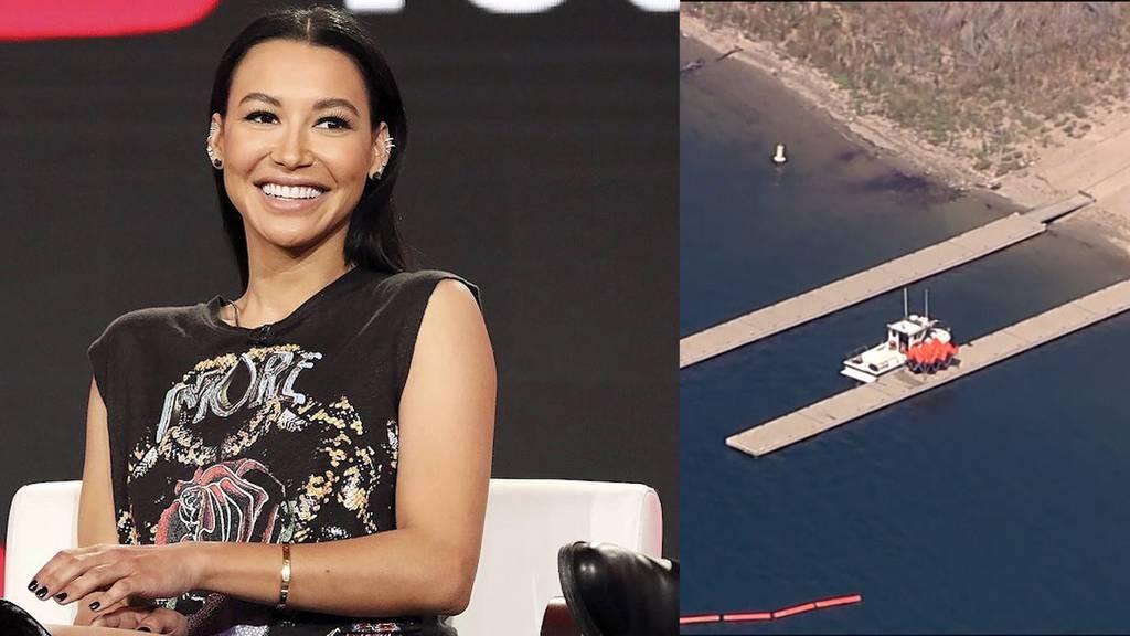 «Glee» - Star Naya Rivera ist tot - Leiche aus See geborgen
