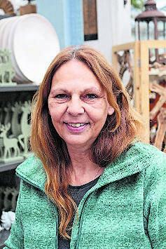Sarah Wildi, 63, Holderbank: «Ich bin seit der Eröffnung schon das vierte Mal hier. Für mich ist Weihnachten die schönste Zeit. Leider fehlt dieses Jahr aber der Adventsmarkt. Man merkt schon, dass die Vorfreude wegen der Pandemie getrübt ist.»