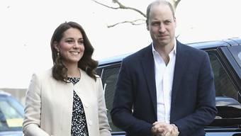 Nummer drei ist bald da: Bei Herzogin Kate haben die Wehen eingesetzt.