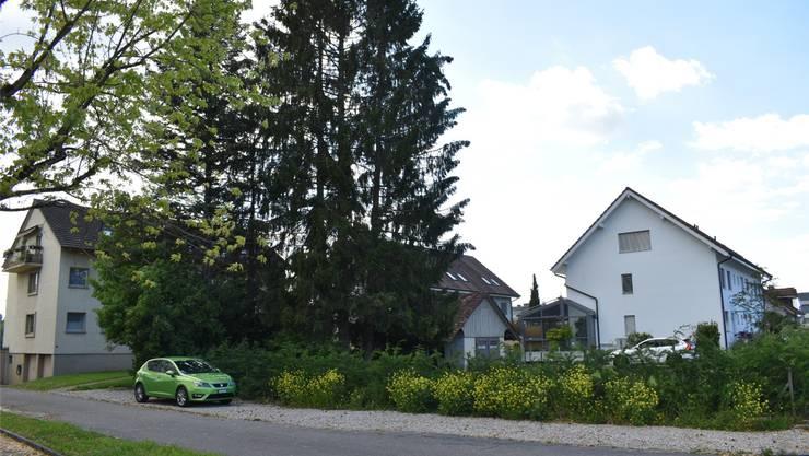 Neben dem Gemeindehaus könnte Wohnraum für Generationen entstehen. nbo