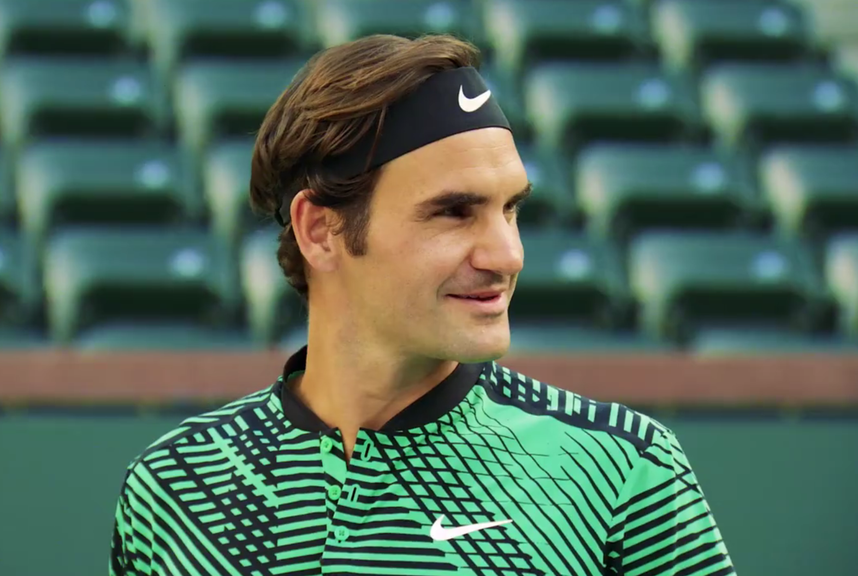 Roger Federer nervt sich aus einem bestimmten Grund über Bill Gates. (Bild: Screenshot Video)