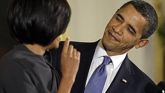 Obamas verdienten 5,5 Millionen Dollar