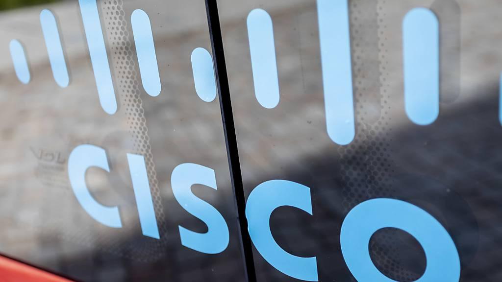 Umsatz bei Cisco sackt nicht so stark ab wie erwartet