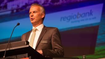 Markus Boss, CEO Regiobank