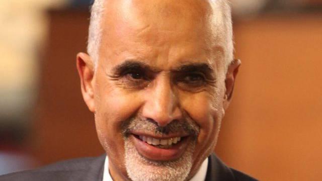 Der neue libysche Parlamentspräsident Mohammed al-Megarif