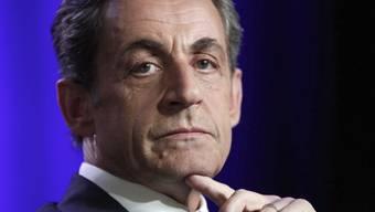 Ex-Staatschef Nicolas Sarkozy will mit der Umbenennung einen Neustart für die konservativ-bürgerliche Partei vor der Präsidentschaftswahl 2017 schaffen. (Archiv)