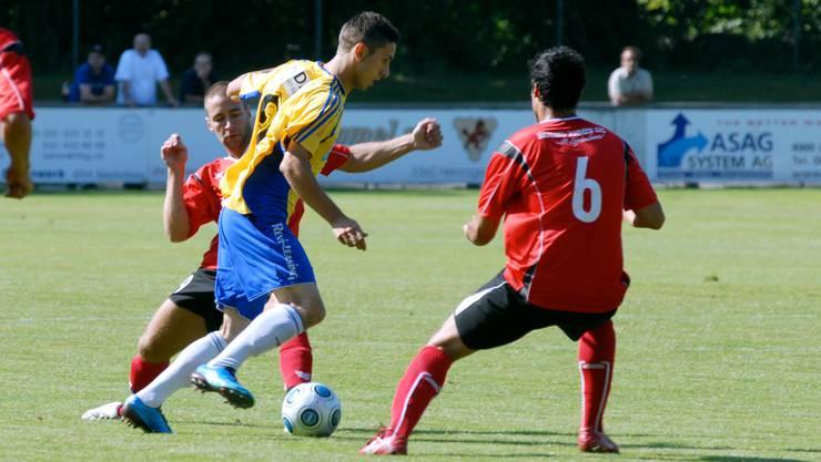 Reinach verliert zu Hause gegen Liestal 0:2 (Archivbild)
