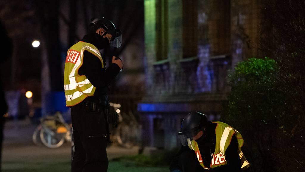 Vier Verletzte nach Schüssen in Berlin